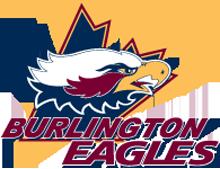Burlington Eagles Logo