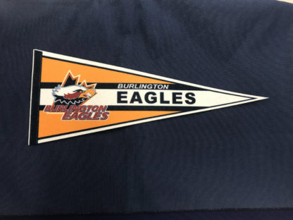Burlington Eagles Pennant